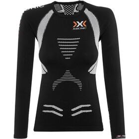 X-Bionic The Trick OW LS Shirt Dam black/white
